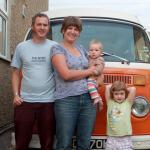 The Talbot family, 2014