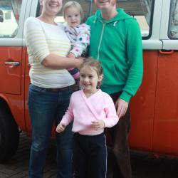 The Talbot family, 2015
