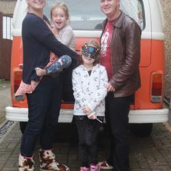 The Talbot family, 2017