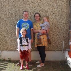 The Talbot family, 2016